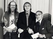 Jacob von Uexkull with Hassan Fathy & Stephen Gaskin