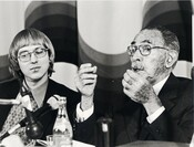 Jacob von uexkull with Hassan Fathy