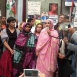 Aminatou Haidar: Solidarity act in 2015