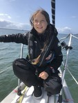 Greta Thunberg crossing the Atlantic