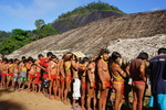 Yanomami Association's assembly at Watoriki, 2012