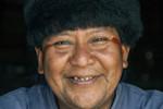 Portrait of Davi Kopenawa