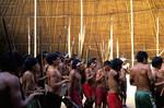 Yanomami funeral ceremony in Biaú, Brazil