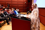 Conversation with Aminatou Haidar at the Nordic Embassies in Berlin, 27 November 2019