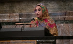 Lecture at the University of Zurich with Aminatou Haidar