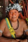 Davi Kopenawa Yanomami, President of Hutukara Yanomami Association, 2012